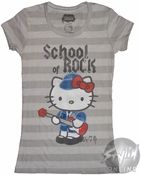 Hello Kitty School of Rock Baby Tee