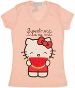 Hello Kitty Sweetness Baby Tee