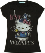 Hello Kitty Wizards Baby Tee