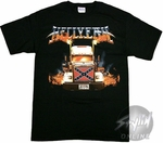 Hellyeah Rebel Truck T-Shirt