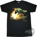 Heroes T-Shirt - Dragon