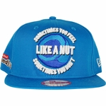 Hersheys Almond Joy Slogan Hat