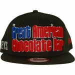 Hersheys Bar Slogan Hat
