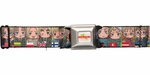 Hetalia Axis Powers Chacter Flags Seatbelt Belt