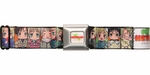 Hetalia Axis Powers Chacters Squares Seatbelt Belt