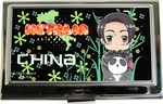 Hetalia China Card Case