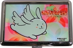 Hetalia Flying Mint Bunny Large Card Case