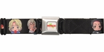 Hetalia Main Power Characters Seatbelt Belt