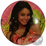 High School Musical Button