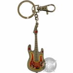 High School Musical Guitar Keychain