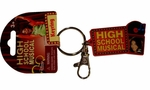 High School Musical Logo Flexible Keychain