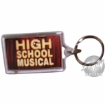 High School Musical Name Keychain
