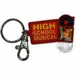 High School Musical Photo Keychain