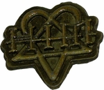 HIM Logo Pin