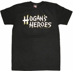 Hogan's Heros Logo T-Shirt Sheer