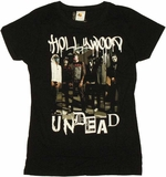 Hollywood Undead Group Baby Tee