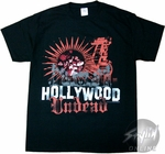Hollywood Undead Motel T-Shirt
