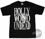 Hollywood Undead Name T-Shirt
