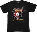 Horror Killer Klowns T-Shirt