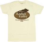Hot Tub Time Machine Kodiak Valley T-Shirt Sheer