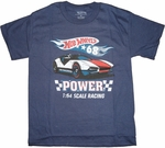 Hot Wheels Power Youth T Shirt