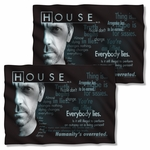 House Houseisms FB Pillow Case