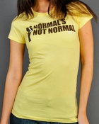 House Normal Baby Tee