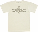 How I Met Your Mother Bro Code T Shirt