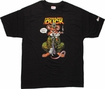 Howard the Duck Rat T-Shirt