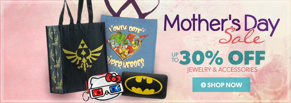 Mother\'s Day Sale! Save up to 30% off jewelry and accessories.