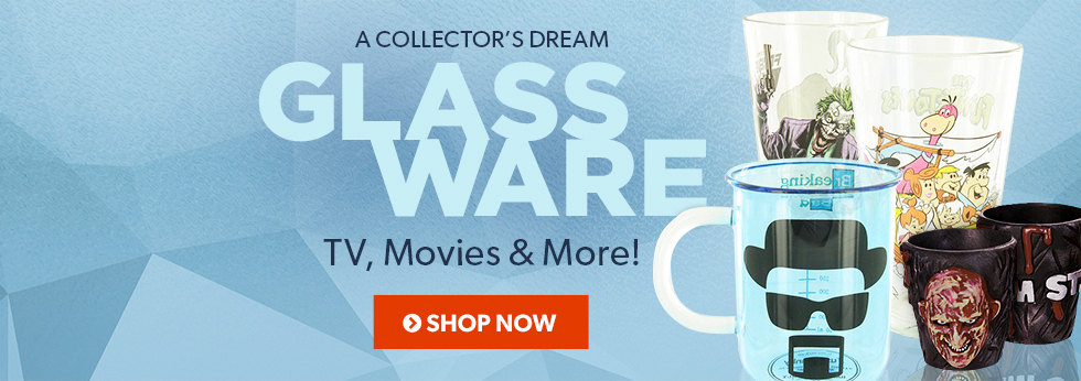 Check out our Glassware section, Shop Now.