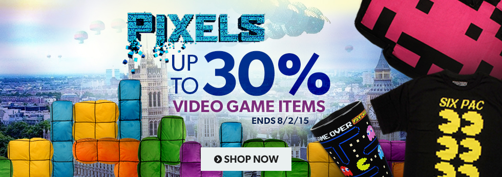 Video Game items up to 30% off, Shop Now.