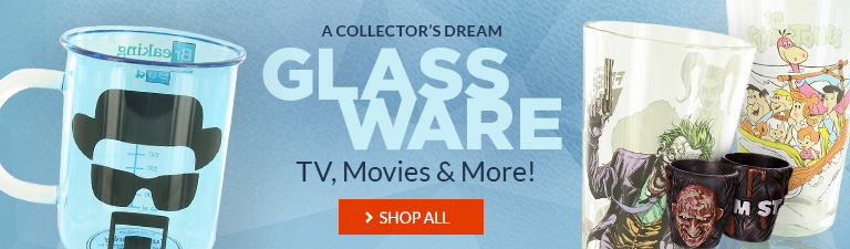 Glassware: TV, Movies, and more!