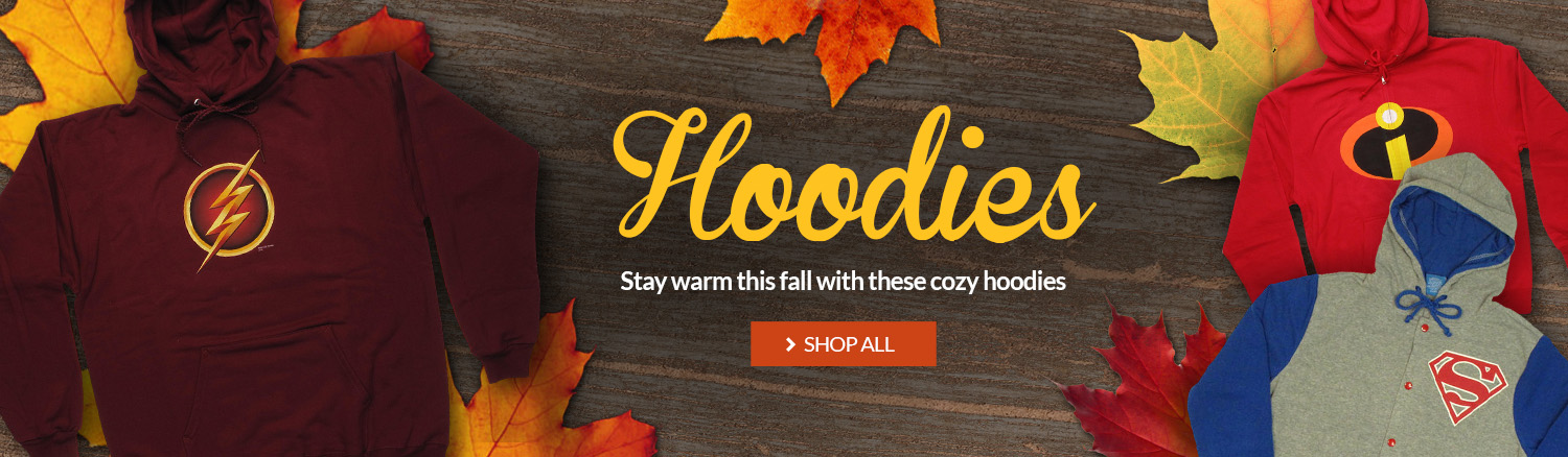 Hoodies: Stay warm this fall with these cozy hoodies
