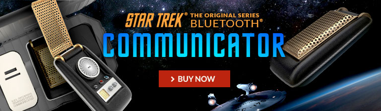 Check out this Star Trek communicator! Order now!