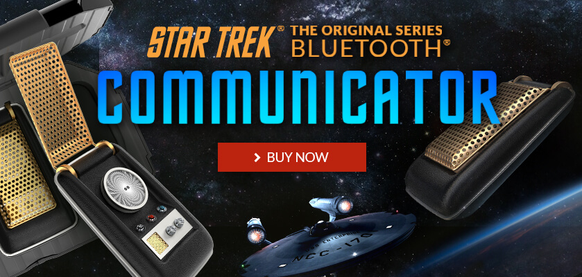 Star Trek: TOS Bluetooth Communicator