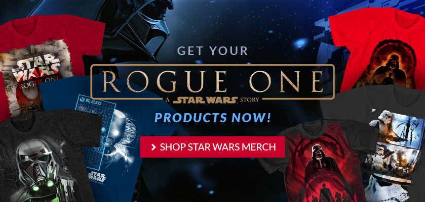 Star Wars Merchandise & Clothing