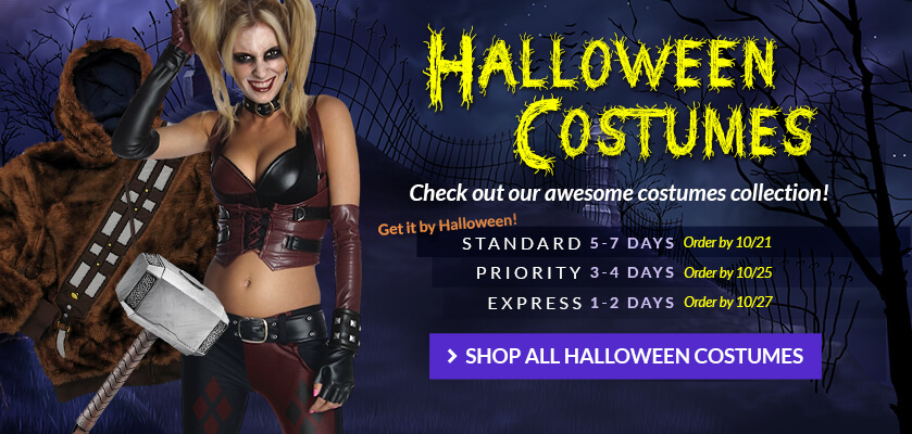 Fantasy Costumes Online
