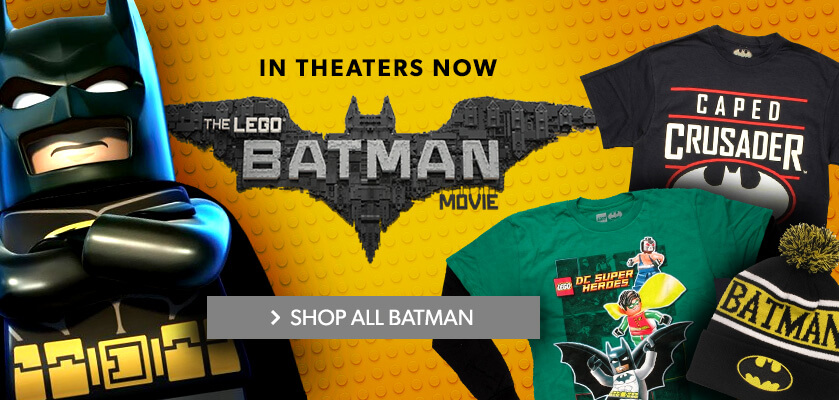 Lego Batman in theaters now.