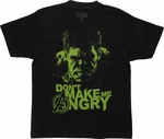Incredible Hulk Avengers Angry Youth T-Shirt