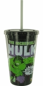 Incredible Hulk Comic Travel Cup