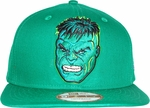 Incredible Hulk Head Hat