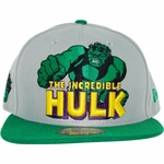 Incredible Hulk Hero Logo 59FIFTY Hat