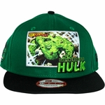 Incredible Hulk Intro Panel Hat