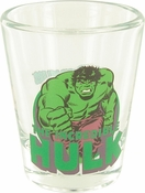 Incredible Hulk Mini Toon Tumbler Shot Glass