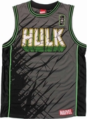 Incredible Hulk Name Basketball Jersey