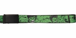 Incredible Hulk Name Expressions Mesh Belt
