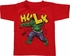 Incredible Hulk Name Krunch Toddler T Shirt