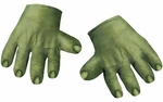 Incredible Hulk Padded Costume Gloves