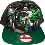 Incredible Hulk Poster Hat